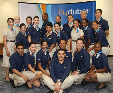 Dubai Airlines Cabin Crew by Arabian Aerospace Flydubai Gets Ready To Start
