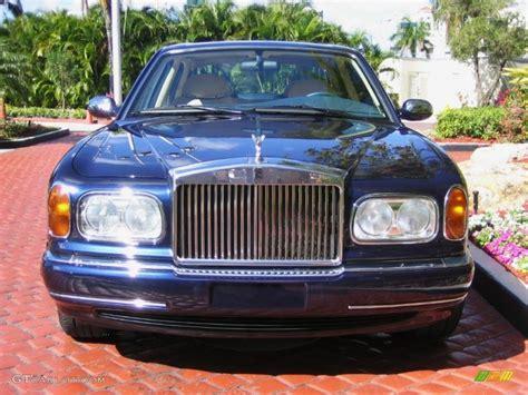 rolls royce peacock blue peacock blue 1999 rolls royce silver seraph standard