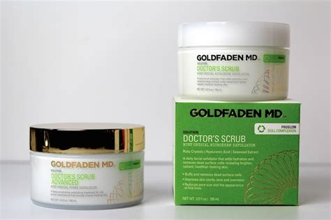 Goldfaden Md Detox Reviews by Goldfaden Md Scrub Review