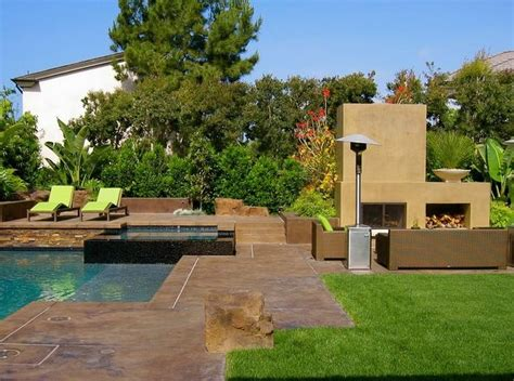 california backyard southern california landscaping newport beach ca