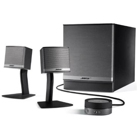 Speaker Bose Companion bose companion 3 series 2 bose companion 3 series 2 multimedia speaker system at promenade