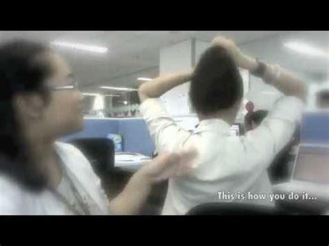 Buns Sanggul belajar sanggul learning to make hair buns quot konde quot