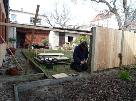 Gartenzaun Aus Holz Selber Bauen