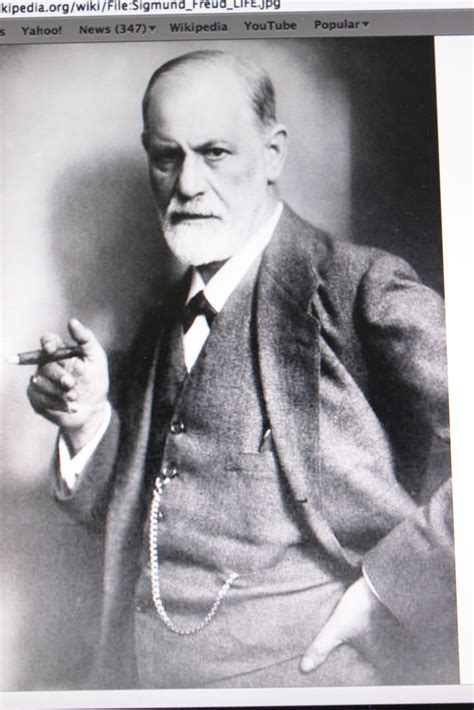 Ateisme Sigmund Frued sigmund freud and hats on