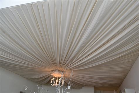 ceiling fabric draping bedroom if i knew you were coming i d have baked a cake ceiling