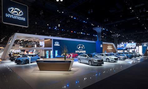 hyundai sponsorship hyundai at the 2015 los angeles auto show on behance