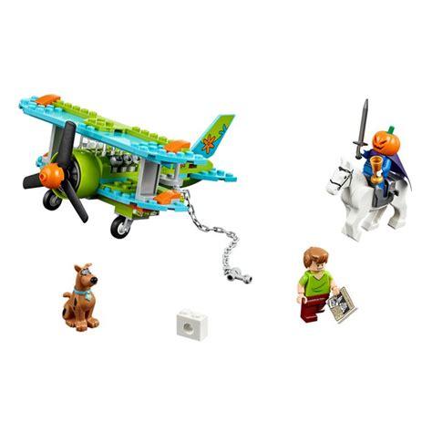 Lego 75901 Mystery Plane Adventures lego scooby doo mystery plane adventures 75901 toys zavvi