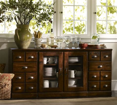 pottery barn buffets 2017 pottery barn friends and family sale 20 furniture home decor for summer
