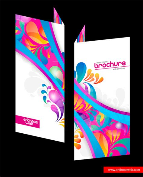 coreldraw templates free download brochures http