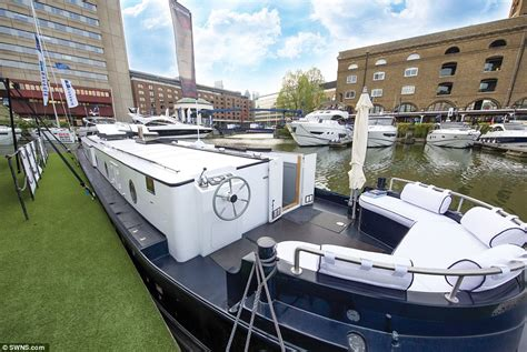 houseboats east london businessman sells london home and buys 163 300k luxury