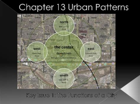 pattern definition human geography ap human geography city functions and urban patterns