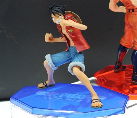 portrait of limited edition monkey d luffy 3d