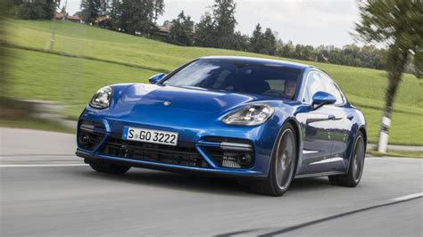 100 Panorama Porsche 2016 Porsche Panamera S Looks