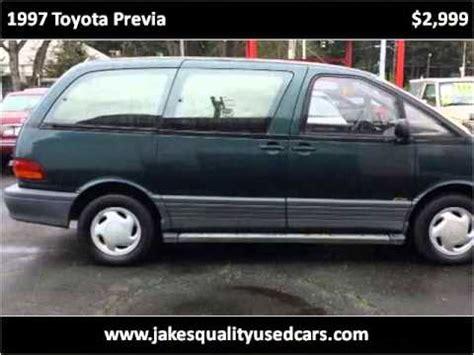 books about how cars work 1997 toyota previa parental controls 1997 toyota previa used cars tacoma wa youtube