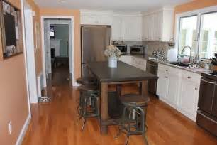 farm table kitchen island farm table style custom kitchen island for the home