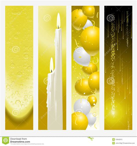 Golden Wedding Banner by Golden Wedding Banners Stock Photography Image 10642612