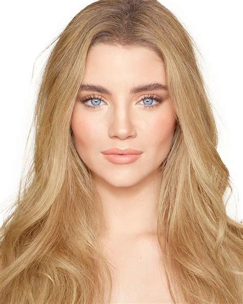 natural look makeup