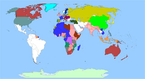 World Outline Map 1914 by The New Our Timeline Maps Thread Page 154 Alternate History Discussion