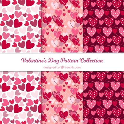 heart pattern by nao touyama cole 231 227 o plana padr 227 o do dia dos namorados baixar vetores