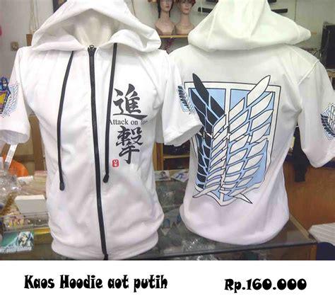Kaos Nelliel Kaos Anime Espada Baju Putih jaket anime tanfidzaku shop toko anime distro