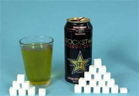 energy drink sugar content rockstar energy drink sugar content flickr photo