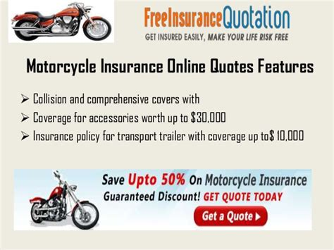motorcycle insurance quotes affordable motorcycle insurance quotes