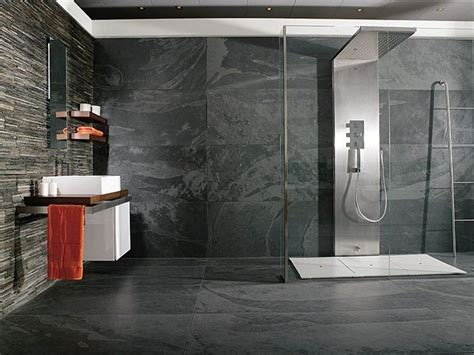 slate tile bathroom ideas 3 popular uses of slate tile tilestores net