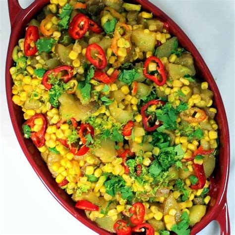 dishes for a potluck 52 ways to cook yukon gold potatoes and corn salad