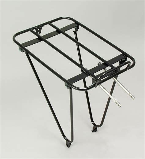 gamoh porteur rear bicycle rack kcl 2r black minoura