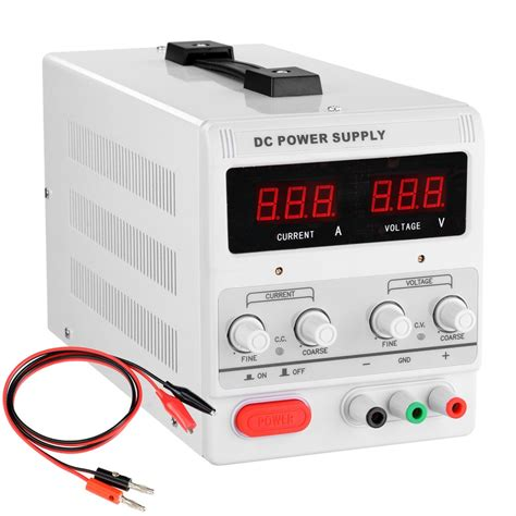Kaos Dc Orignal Kode To Dc 13 30v 10a 110v precision variable dc power supply digital