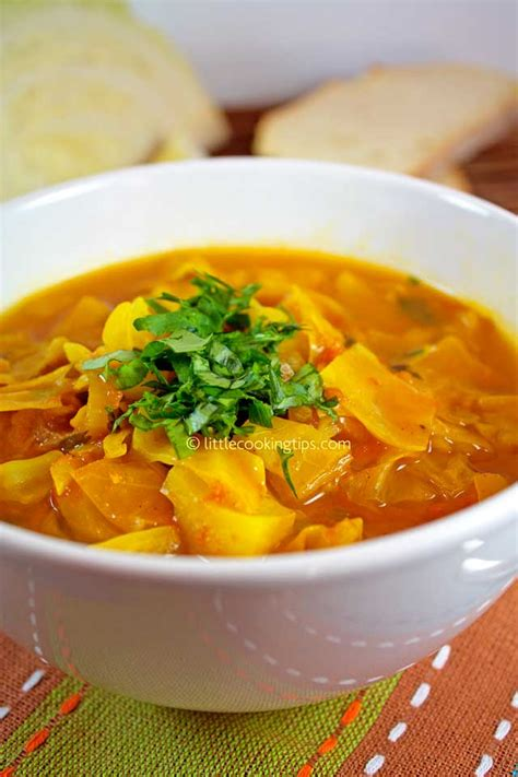 Detox Soups For Cookers by A Warm Spicy Detox Cabbage Soup The Choice For