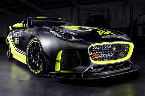 Types Of Car Racing Uk by Jaguar And Invictus Racing Field F Type Svr Gt4
