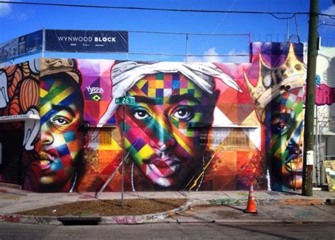 tupac wall mural biggie and 2pac mural masterpieces at basel in miami 6 photos the roosevelts the