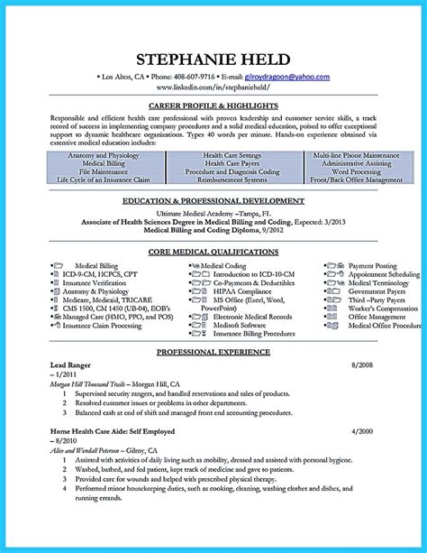 Claims And Billing Specialist Sle Resume by Insurance Specialist Resume Exle Food Pantry Volunteer Cover Letter