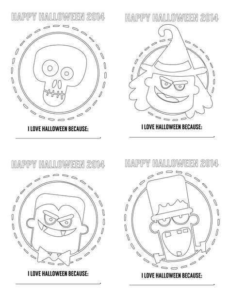 halloween coloring pages crafts 16 best halloween kleurplaten images on pinterest