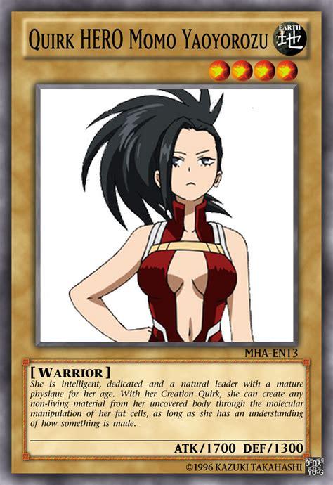 libro my hero academia 6 quirk hero momo yaoyorozu by cyberdraco001 on