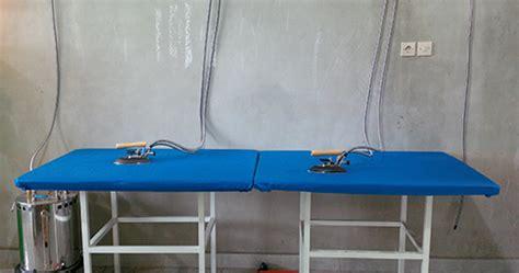 Setrika Uap Konveksi mesin sertika uap boiler untuk konveksi garmen id mesin
