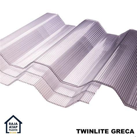 Multiplek 9 Mm Tahun jual atap polycarbonate twinlite greca 6 mm harga murah