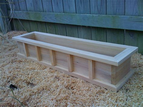 wooden window box planters unavailable listing on etsy