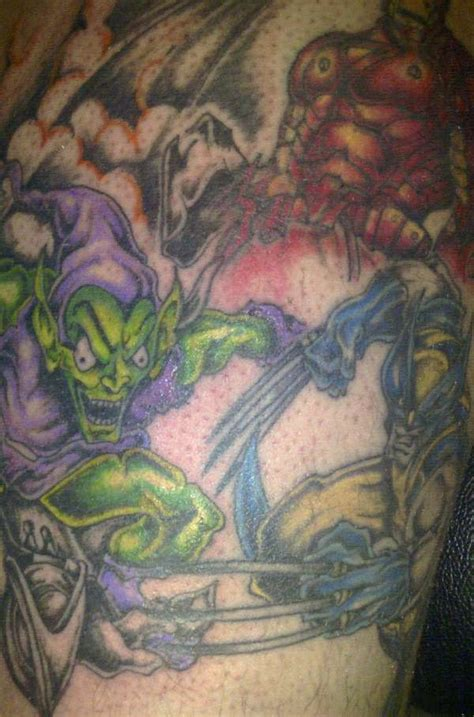 goblin tattoo designs 23 unique goblin tattoos
