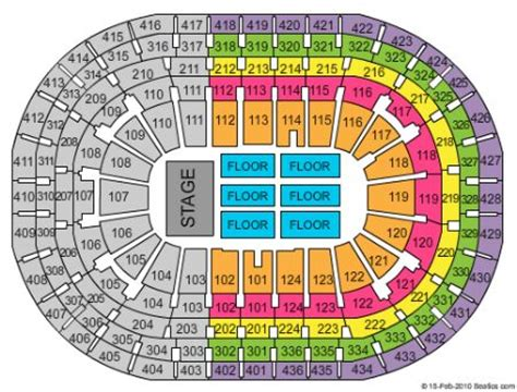bell center floor plan centre bell tickets and centre bell seating chart buy