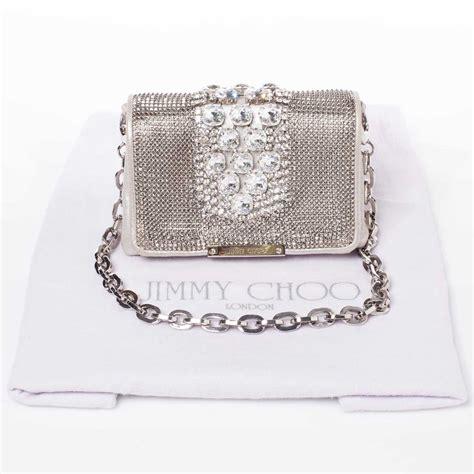 Jimmy Choo Cecile Mesh Embellished Clutch jimmy choo embellished mesh cecile clutch bag 37837