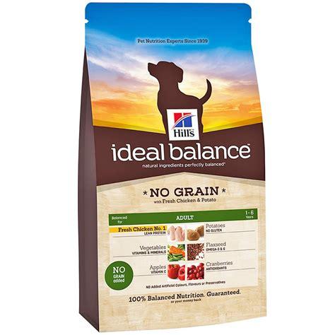 no grain food ideal balance food with chicken potato buy