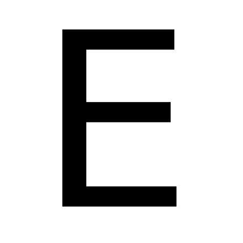 Letter Image e wiktionary