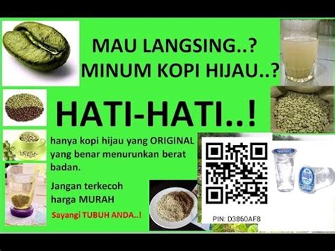Green Coffee Kopi Hijau manfaat green coffee manfaat kopi hijau kopi hijau jual