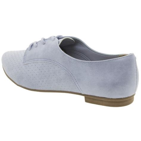 Comfortable Oxfords For by Light Blue S Oxfords Comfortable Lace Up Vintage