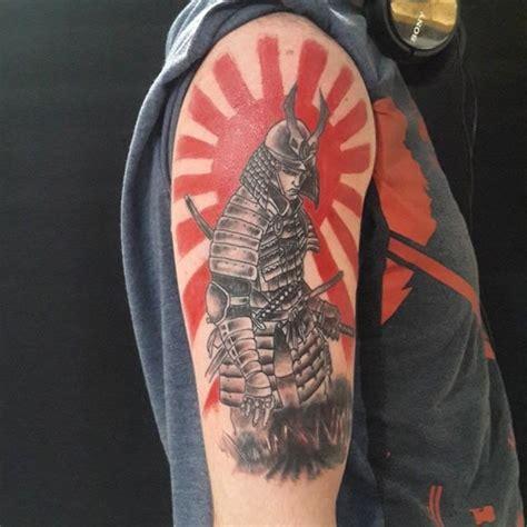 samurai warrior sleeve tattoos designs 40 samurai warrior designs