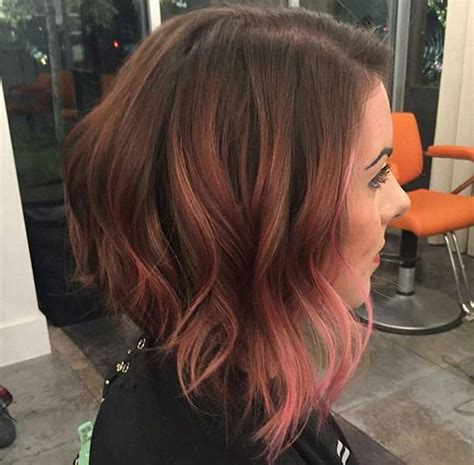 angled bob colored hair best 25 long angled bobs ideas on pinterest angle bob