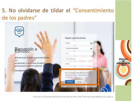 tutorial edmodo para padres tutorial edmodo para seminario de argumentaci 243 n