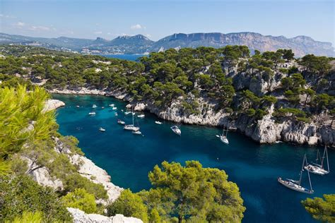 Les Plus Belles Calanques De Provence La Cote Bleue Pres
